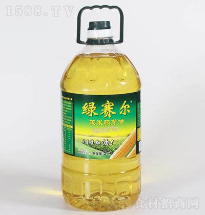 绿赛尔 玉米胚芽油 5升
