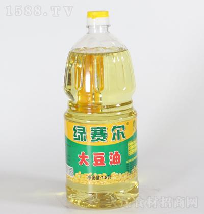 绿赛尔 大豆油 1.8升
