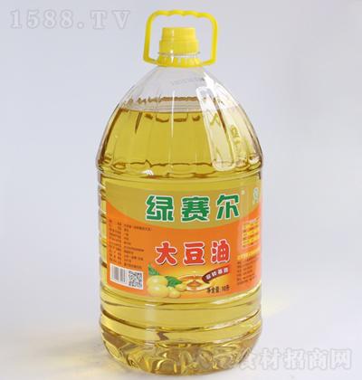 绿赛尔 大豆油 10L