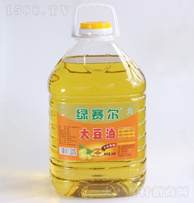 绿赛尔 大豆油 20L