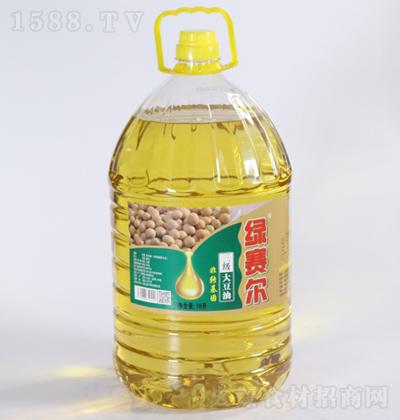 绿赛尔 三级大豆油 10L