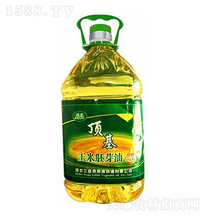顶基 玉米胚芽油 5L