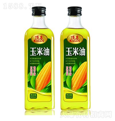 顶基 玉米油 900ml
