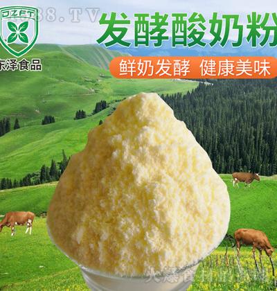 东泽 无糖酸奶粉