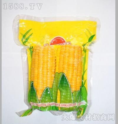 皇金1号 水果型甜玉米双棒
