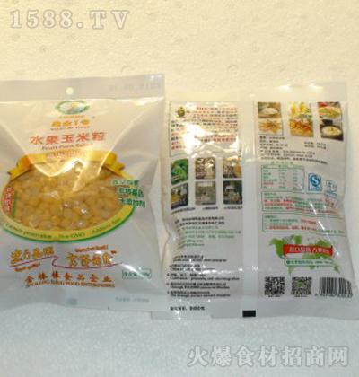 皇金1号 真空包装水果玉米粒 360g