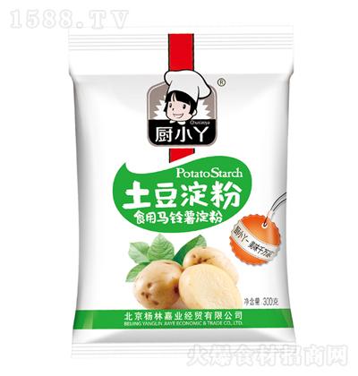 厨小丫 土豆淀粉 300克