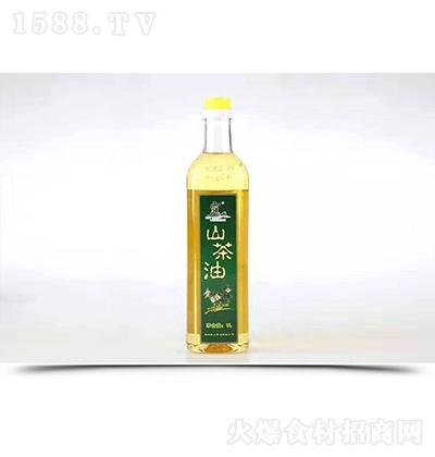 雾仙山 山茶油 1L