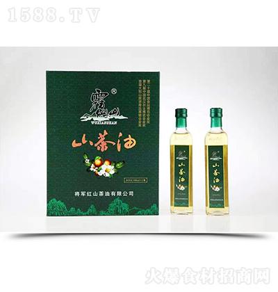 雾仙山 精品茶油礼盒 500mlx2