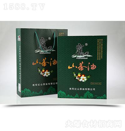 雾仙山 山茶油 500mlx2精品礼盒