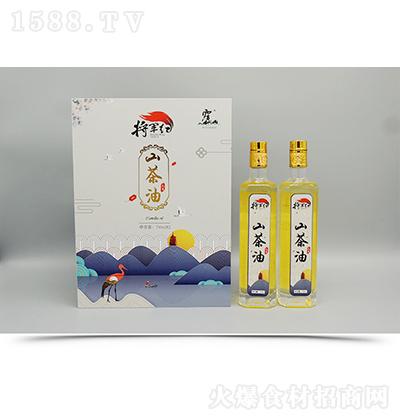 雾仙山 山茶油 750mlx2精品礼盒