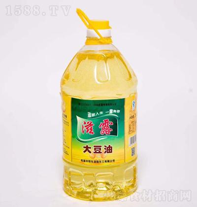 滋露 大豆油