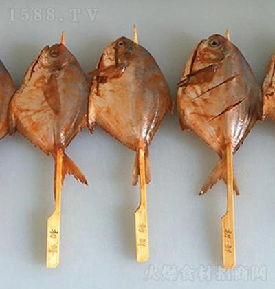 海成 香辣鲳鱼串