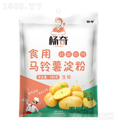 马铃薯淀粉260g-杨奇