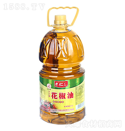 万兴隆 花椒油(酒店餐饮装)2.5L