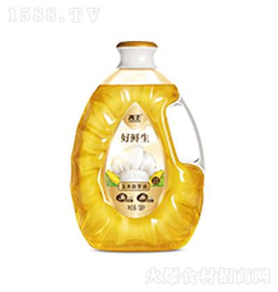 好鲜生 玉米胚芽油白金装 1.8L
