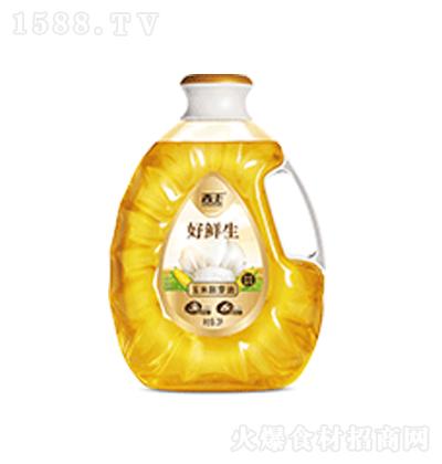 好鲜生 玉米胚芽油白金装 3L