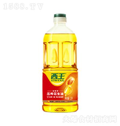 西王 花生油 1L