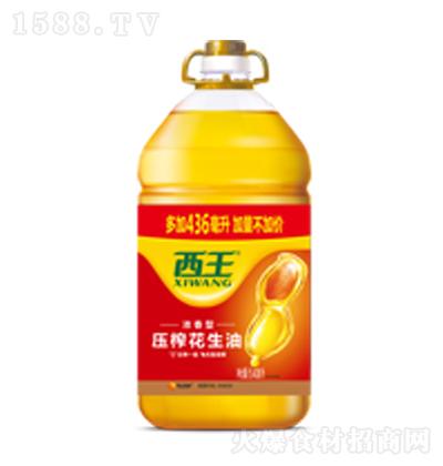 西王 花生油 5.436L