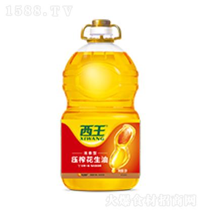 西王 花生油 5L