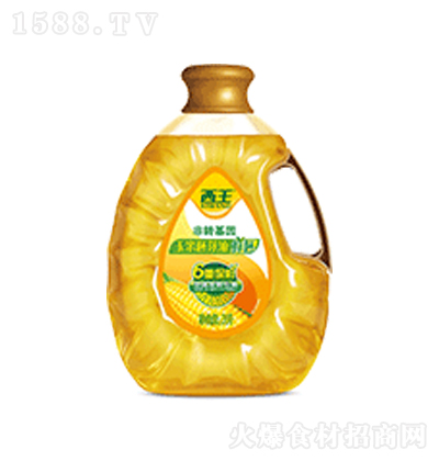 西王 鲜胚玉米油 3L