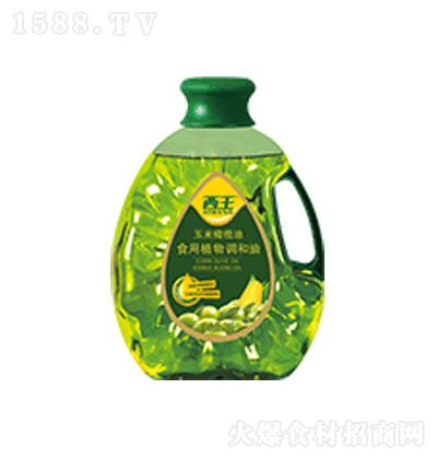 西王 玉米橄榄调和油 3L