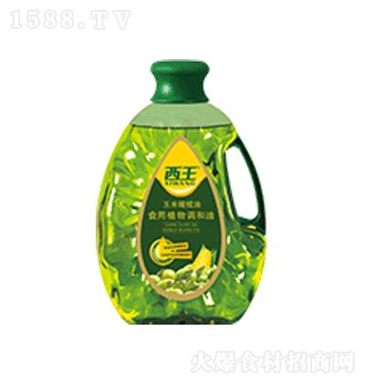 西王 玉米橄榄调和油 5L