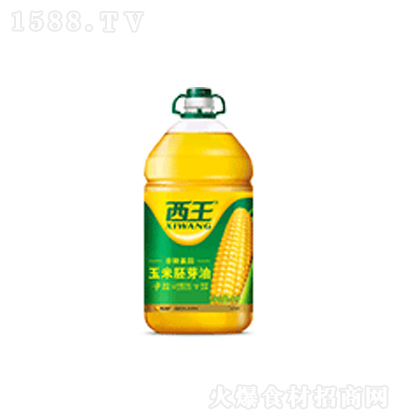 西王 玉米胚芽油 4L