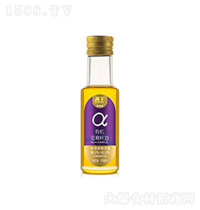 智利多 有机亚麻籽油 0.1L