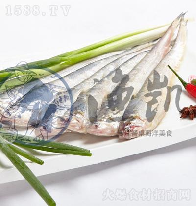 渔凯 免洗鸭绿江河刀鱼