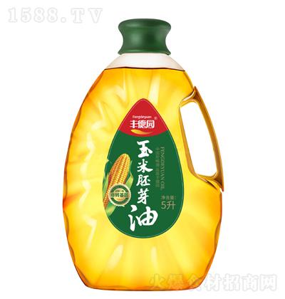丰德园 玉米胚芽油 5L