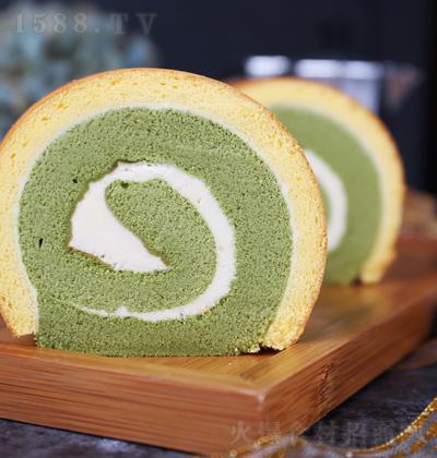 芝兰雅 大麦若叶蛋糕粉