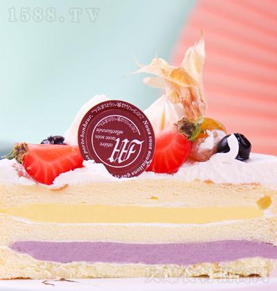 芝兰雅 蛋糕夹心布丁粉