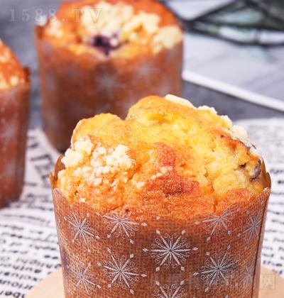 芝兰雅 原味蘑菇头玛芬蛋糕粉