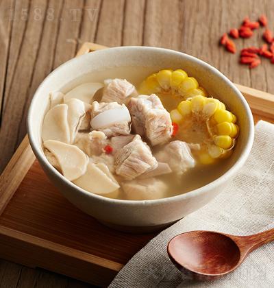 泰和  玉米排骨汤