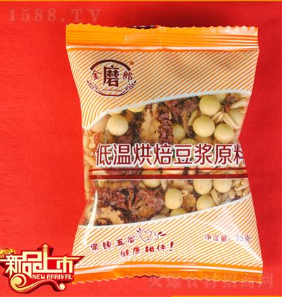 金磨郎 红枣豆浆原料包 35g