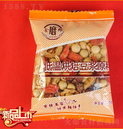金磨郎 红枣枸杞豆浆原料包 35g