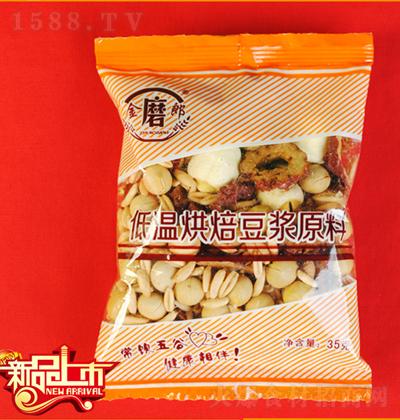 金磨郎 红枣莲子豆浆原料包 35g