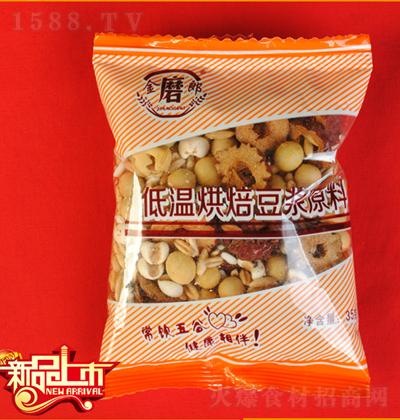 金磨郎 红枣薏仁豆浆原料包 35g