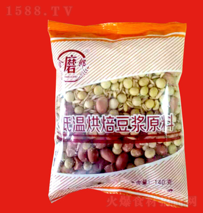金磨郎 花生大豆五谷原料包 140g