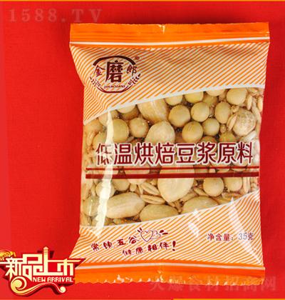 金磨郎 花生豆浆原料包 35g