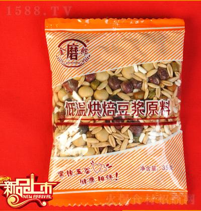 金磨郎 五谷豆浆原料包 140g