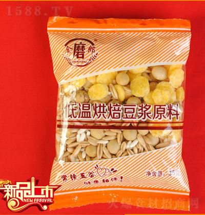 金磨郎 玉米豆浆原料包 35g