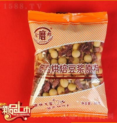 金磨郎 紫薯豆浆原料包 35g