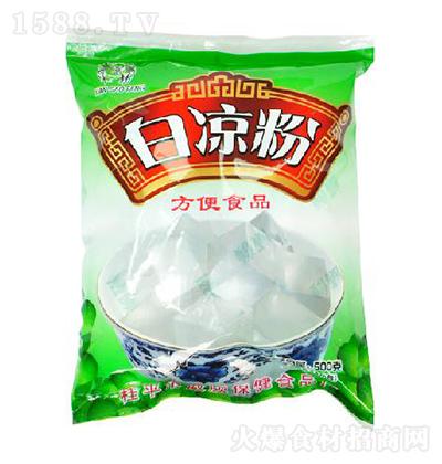 仙草坊 白凉粉 500克