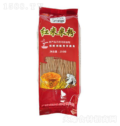威颜 红米米粉 250克