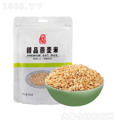 耕者良品 精品燕麦米 350g