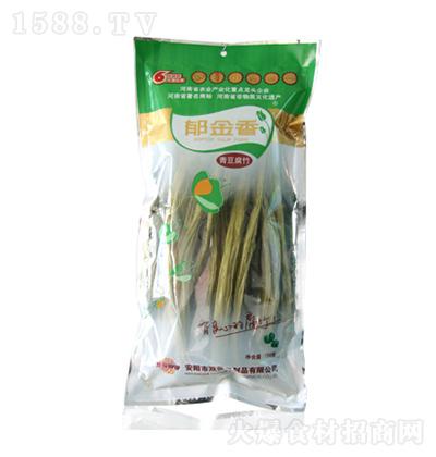 郁金香 青豆腐竹 159克