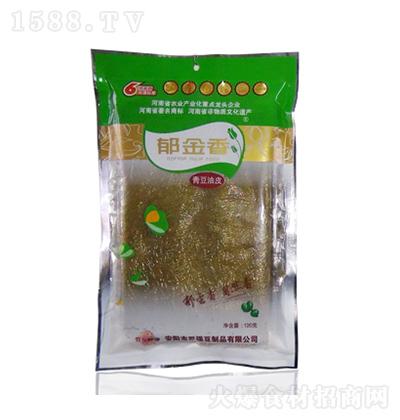 郁金香 青豆油皮 120克