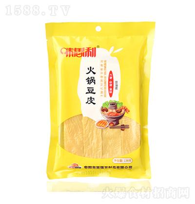 味思利 火锅干豆皮 138克